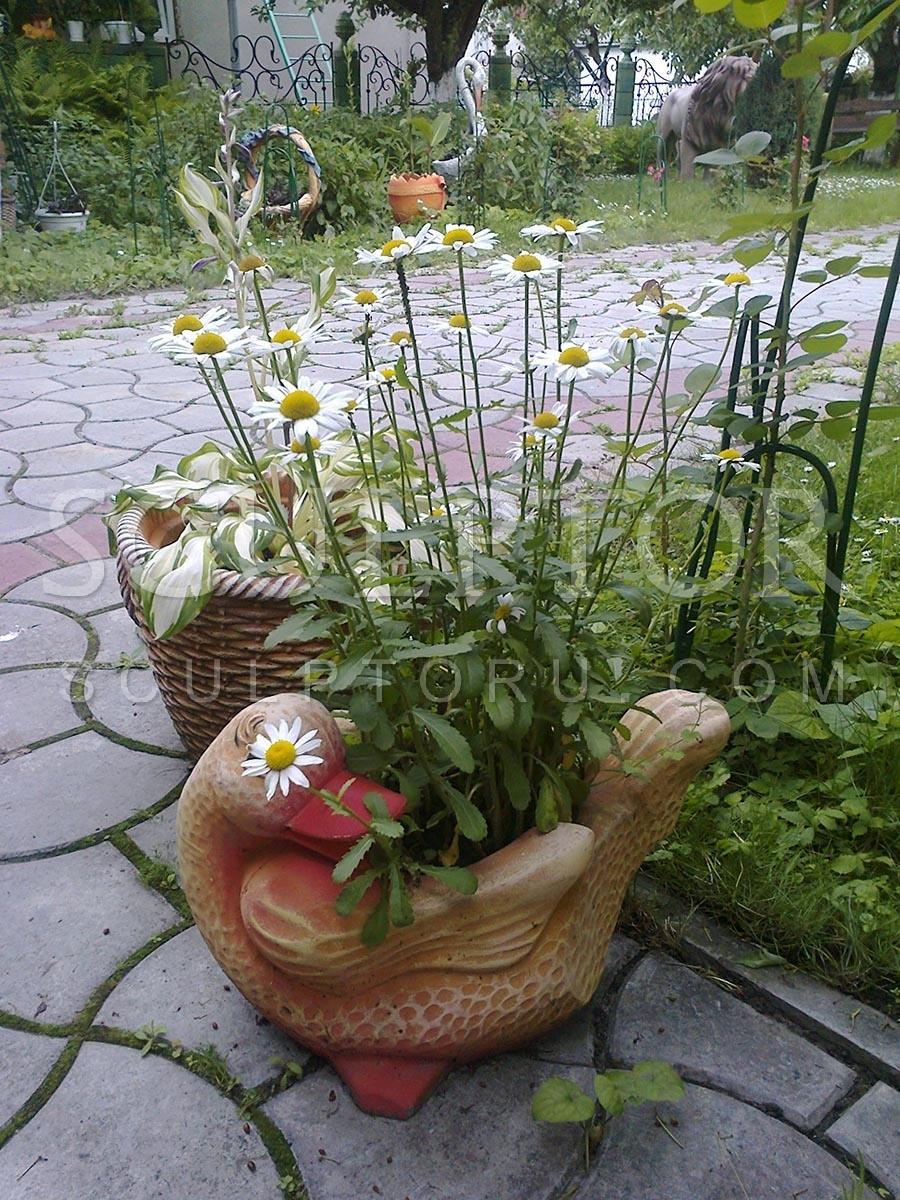 Садово-парковая скульптура как направление в искусстве