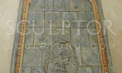 Panels with Porcelain tiles