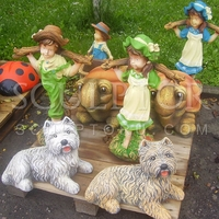 Garden Ornaments, Statues and Sculptures